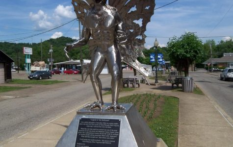 Cryptid Corner: The monstrous Mothman