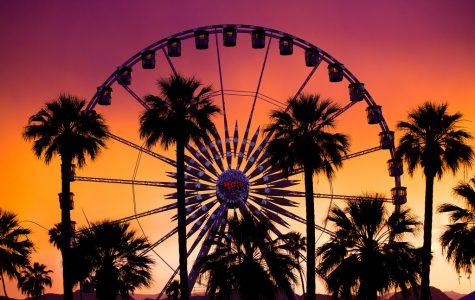 Coachella, one of America's most trendiest music festivals