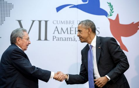 What is the deal with the U.S. and Cuba?