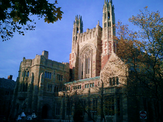 Demonstrating+its+architectural+beauty%2C+the+Yale+Law+School+building+sits+pretty+on+the+Yale+University+campus.+Yale+is+among+several+of+the+colleges+that+wealthy+parents+paid+off+for+their+kid%27s+advantage+in+acceptance+and+higher+entrance+scores.