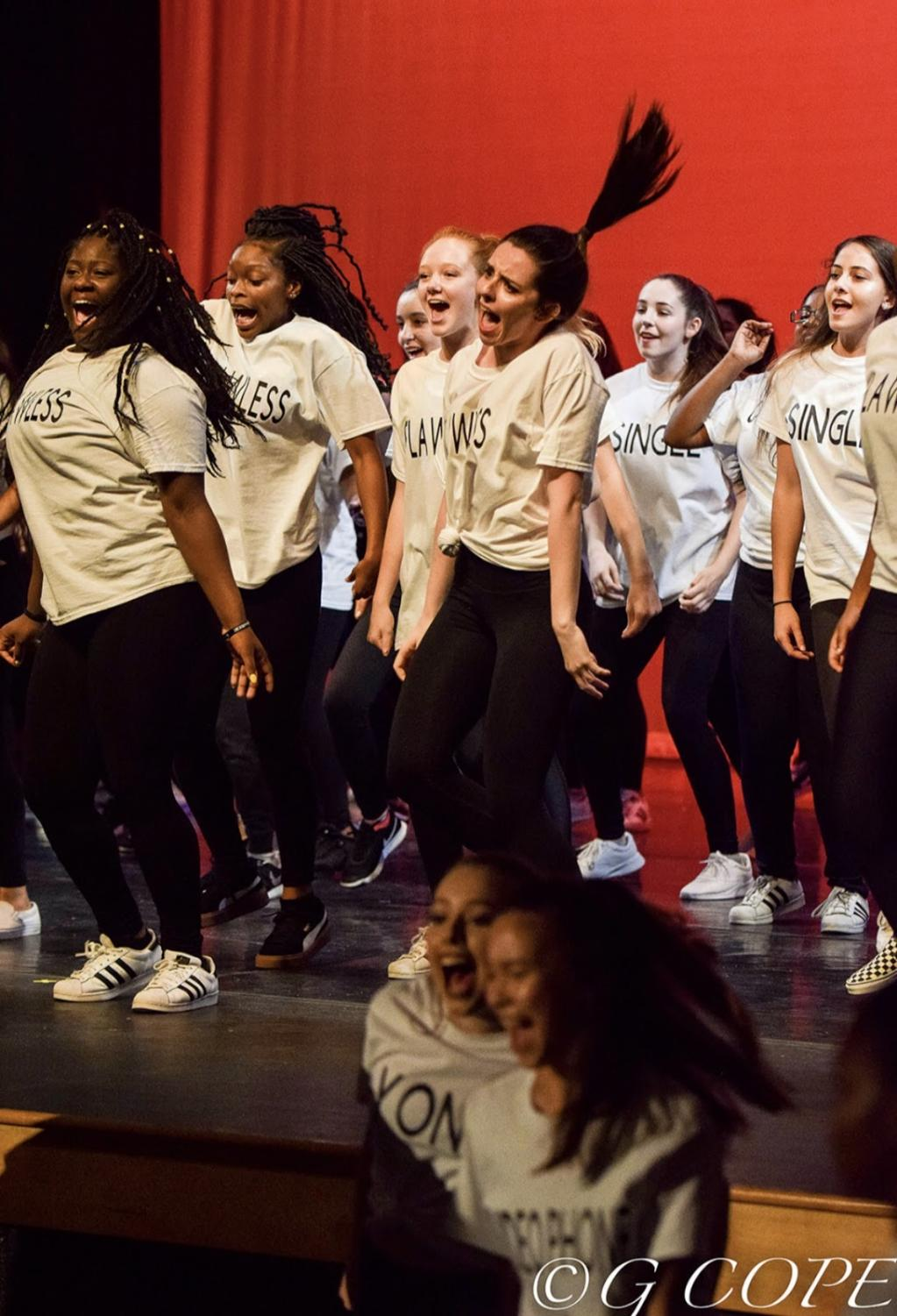 Throwback to last year's spring concert where the dancers performed YONCE. Come on Friday or Saturday to see the new hip-hop production and other dances you are sure to love!