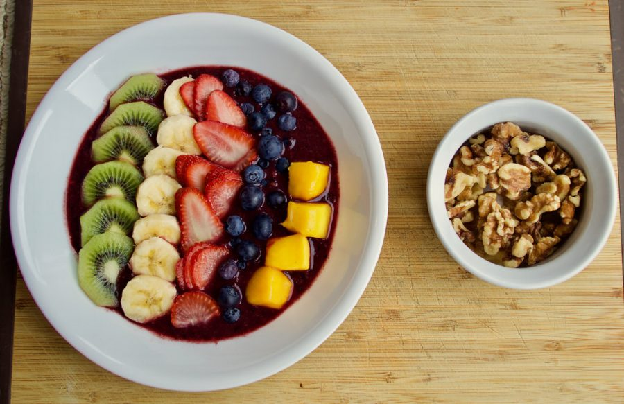 Topped with various fruits, acai bowls can be seen as a delicious and beautiful work of art. Mix and match your favorite ingredients to make the perfect bowl tailored for you.