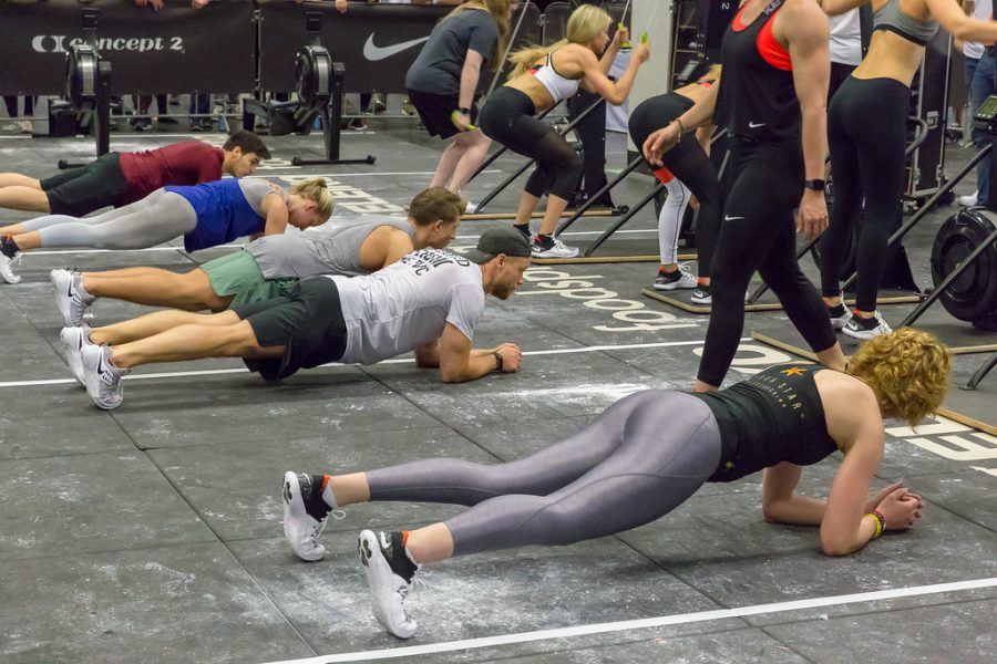 Living Fit: HIIT the gym
