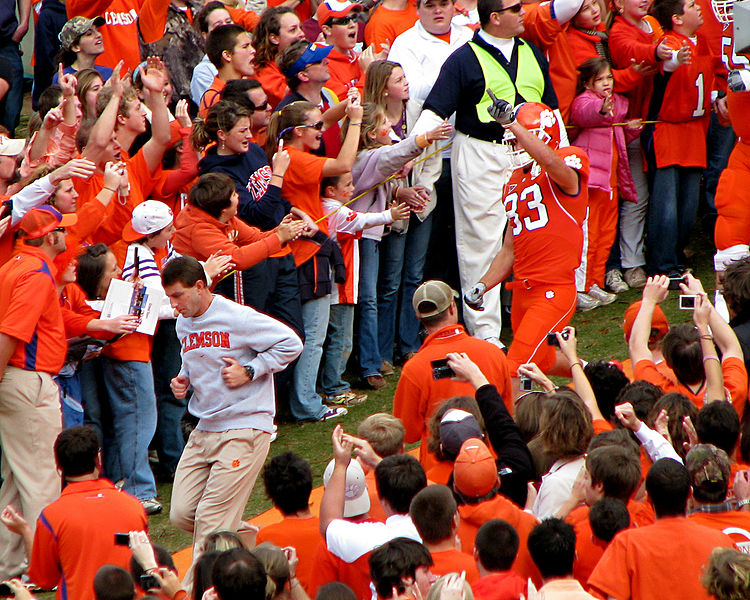 Running+down+the+famous+hill+at+a+home+football+game+in+Death+Valley%2C+Dabo+Swinney+leads+his+team+to+the+field+to+take+on+their+opponent.+Swinney+is+a+tremendous+football+coach%2C+leader%2C+and+all-around+mentor+to+his+players%2C+allowing+him+to+transform+Tiger+football+for+generations+to+come.+