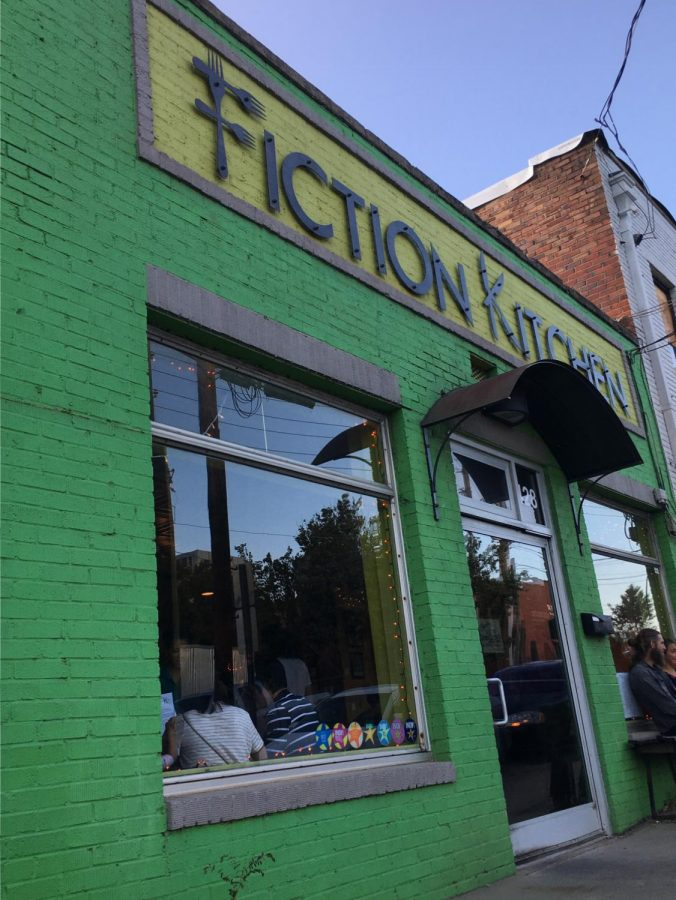 Located in downtown Raleigh, Fiction Kitchen stands out with its bright exterior, filling its quaint restaurant with people every day that are excited to try their all vegetarian and vegan menu. Whether you are on a new health journey, a vegetarian, or want a way to celebrate National Vegan Day, this place could be an exciting new experience to try.