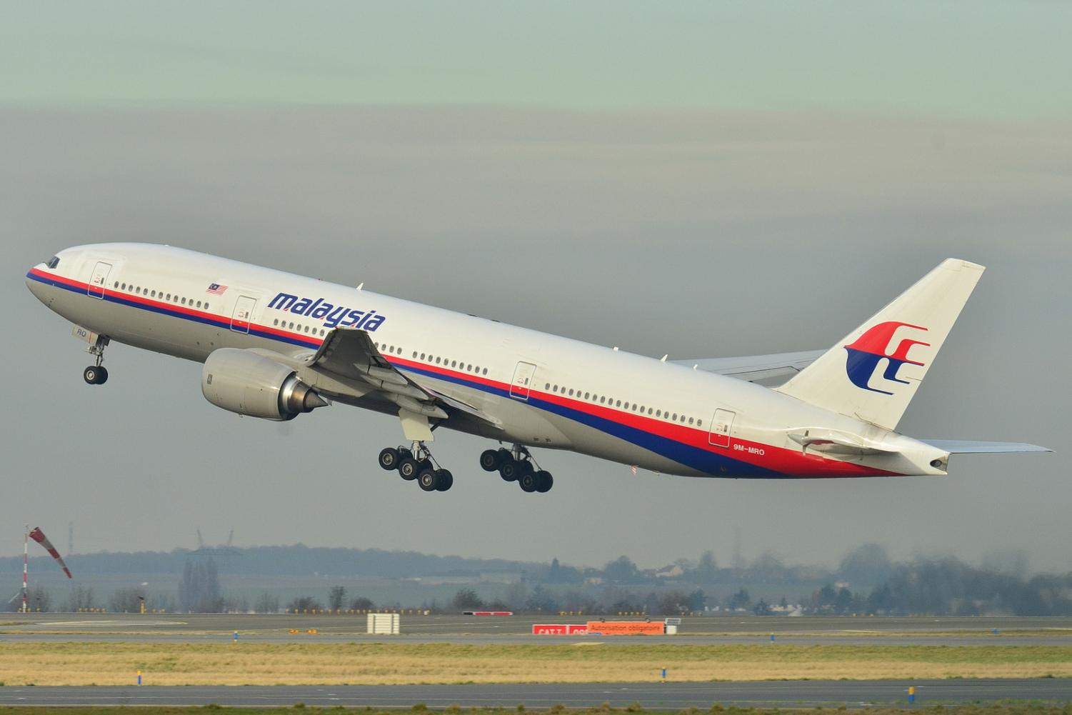 Taking off from the runway, this plane flies into the air with hopes of a smooth and safe ride to the next destination. Malaysian flight 370 disappeared at the beginning of 2014 and is still missing to this day, leaving families confused about what happened to their loved ones.