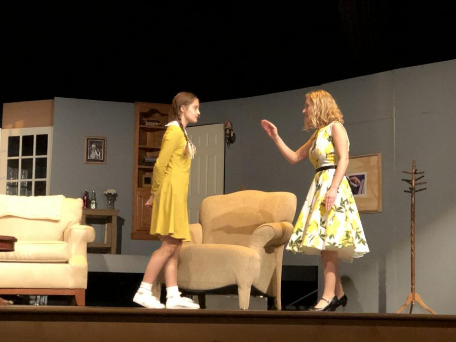 Millbrook's Theatre Department presents The Bad Seed