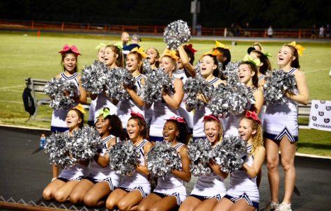 Sport of the Month: Varsity Cheerleading