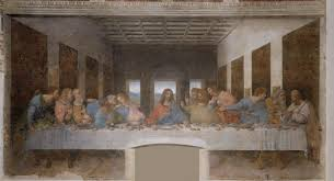 Depicting Jesus and his twelve disciples at the Last Supper, Leonardo Da Vinci recreated one of the most well-known events from the Bible. Having thirteen guests at this dinner may be one of the reasons why the number thirteen is so unlucky and later contributed to the superstition behind Friday the Thirteenth.