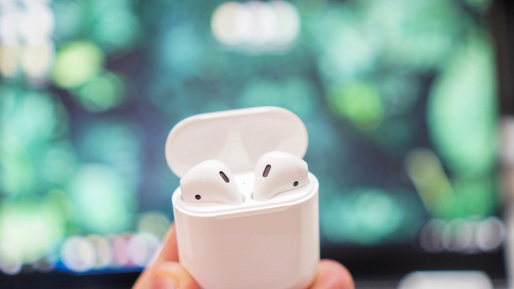 Laying in the case, the AirPods collect dirt. Normally, people do not think twice about where they put their headphones, but the outbreak of ear infections should change that.