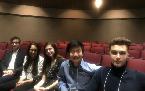 Millbrook's Model United Nations club embarks on its first conference