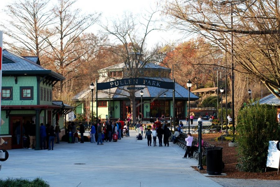 Crowded with people, Pullen Park, located near downtown Raleigh, has closed as a part of the move to close all City of Raleigh parks and facilities. This closure put many people out of a job for at least the next month, and with the situation surrounding COVID-19 changing almost daily, there is a lot of uncertainty leading to panic in our community.