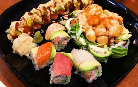 Time to jump on the sushi bandwagon