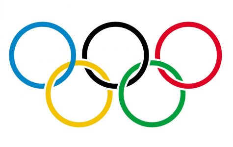 Signifying the impact that Coronavirus has had on the world of sports, this image shows the Olympic rings, a hot topic lately. The 2020 Olympics have been postponed to 2021, but this event is not the only sporting event that has been postponed.
