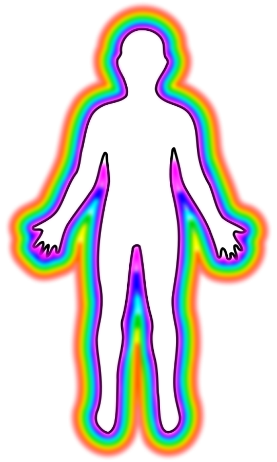 Releasing energy from within, your aura can show people who you really are. Making sure you stay positive and healthy can allow you to be the happiest you can be.