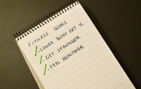 Setting attainable fitness goals like the ones pictured above is key to sticking with your workout routine. It is important to choose goals that are realistic for you so that you can stick with them in the long run.