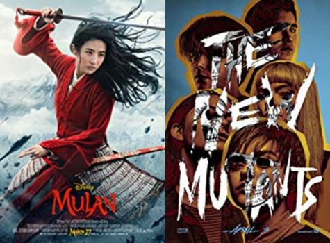 Advertising for two new movies that will definitely be huge hits, these posters showcase Mulan and The New Mutants. These films have some major changes from the past storylines that will shock their audiences.