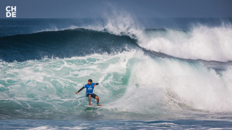 During the World Surf League
