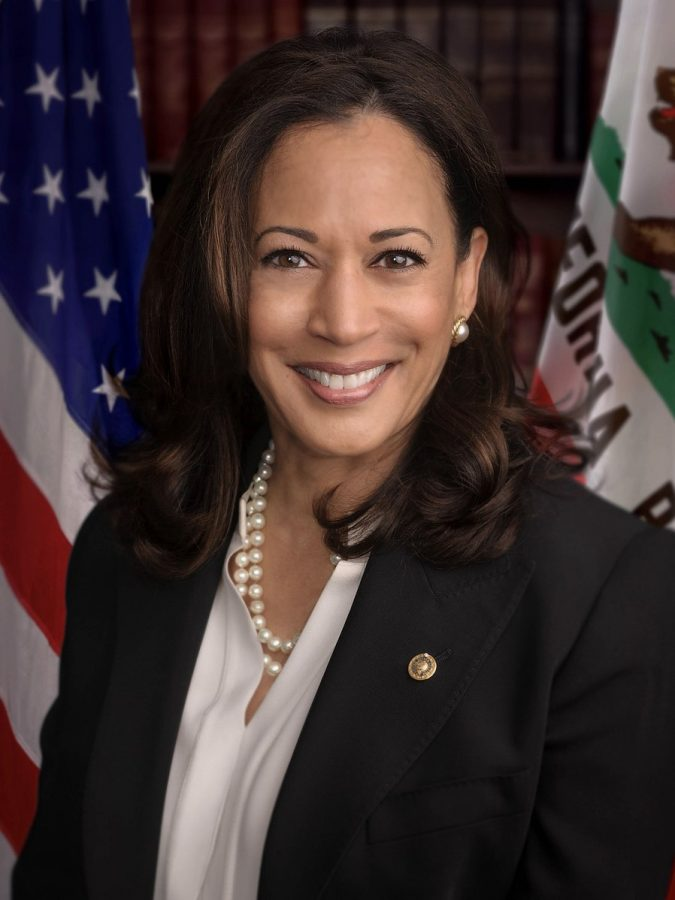 +Posing+for+a+photo+taken+upon+assuming+her+California+senator+position%2C+Kamala+Harris+is+pictured+as+she+began+her+journey+in+the+field+of+politics.+Since+then%2C+she+has+assumed+multiple+national+level+positions%2C+including+her+current+run+for+Vice+President+of+the+United+States.+