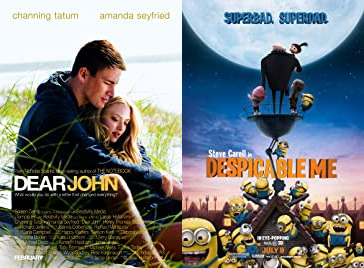 Streaming movies on Netflix is an American favorite pastime, and Dear John and Despicable Me are two of the most popular movies that viewers may choose. Unfortunately these films will be missed at the end of this month on Netflix.