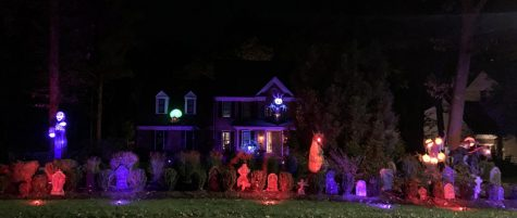 Picture of the Month: Halloween is here and has more decorations then ever