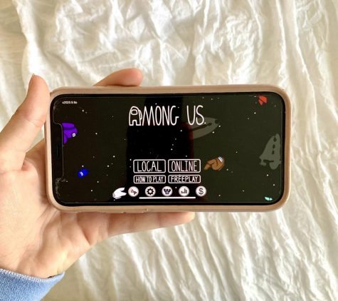 The science fiction murder mystery game, Among Us, is currently the top streamed game in the U.S. This game has allowed Amercians to be entertained and experience social interaction during the pandemic.