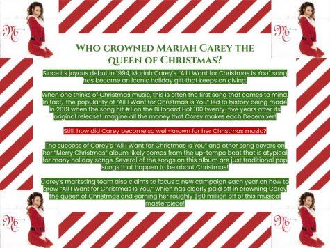 Mariah Carey: The Queen of Christmas