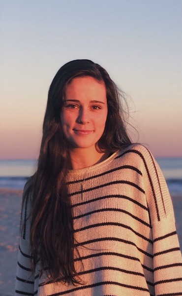 Sophomore English teacher Sophia Cooper began her first full-time teaching job at Millbrook this semester. She has done an amazing job adapting to online learning and keeping her students engaged and excited to learn.