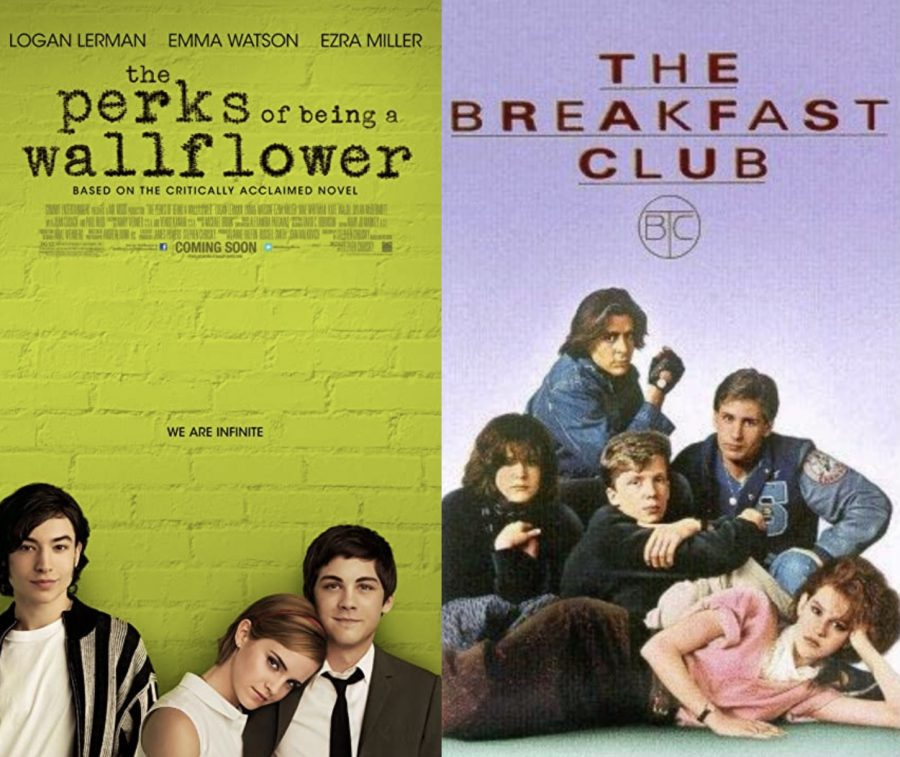 With+the+start+of+a+new+school+year%2C+many+are+looking+for+guidance.+The+Perks+of+Being+a+Wallflower+and+The+Breakfast+Club+are+remarkable+stories+about+adolescence.+