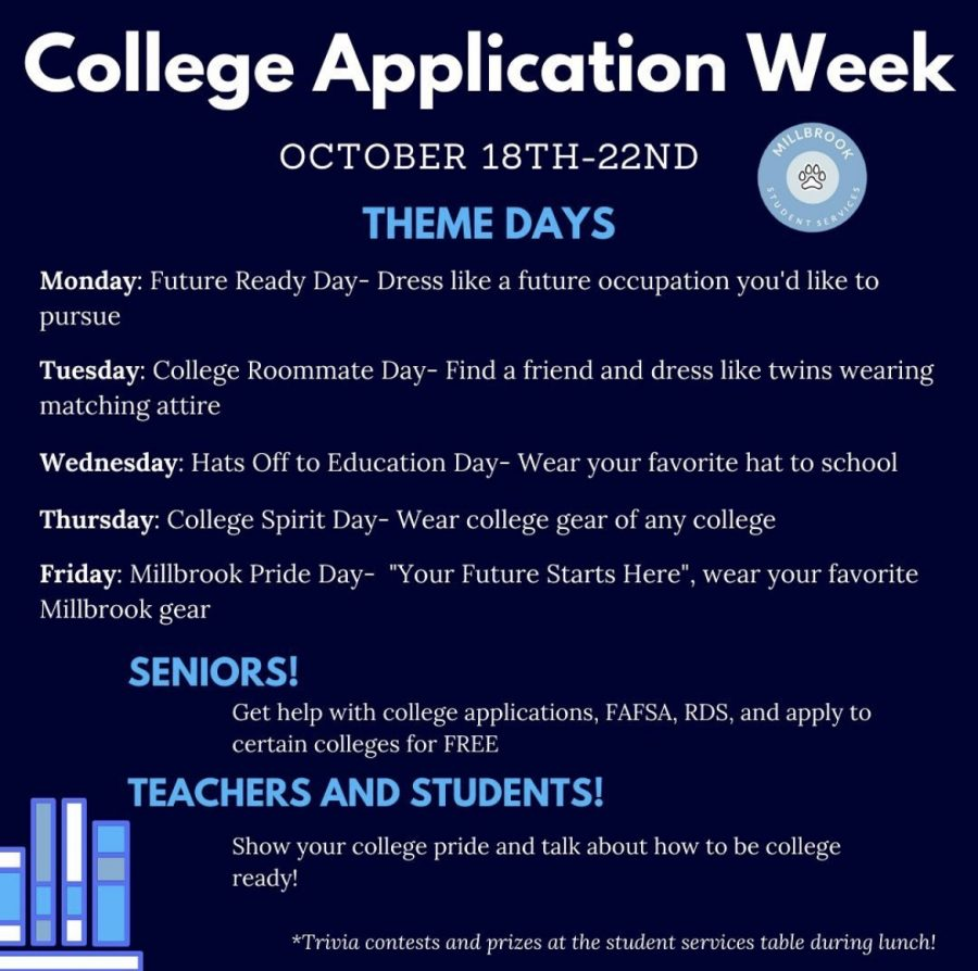 Getting Ready for College Application Week