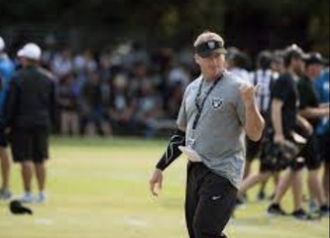 Jon Gruden Resigned as Head Coach of the Las Vegas Raiders